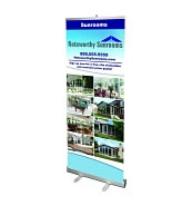 Great Buy™ Economy Retractable Banner Stands