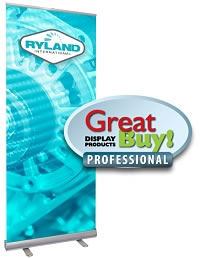 Great Buy Professional™ Retractable Banner Stands