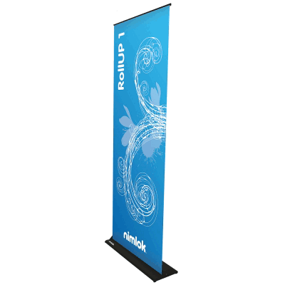 Rollup 1 Banner Stand