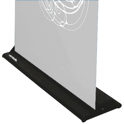 Rollup Banner Stand Hardware Only (no graphic)