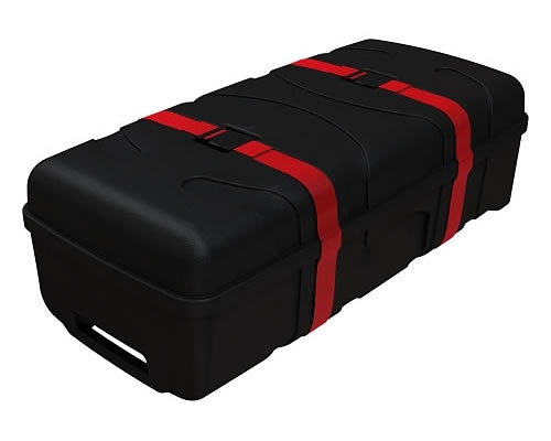 BD500 Wheeled Shipping Case