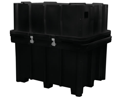 NCRATE Molded Crate