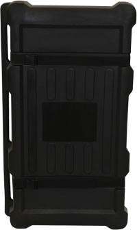 Nimlok® WMC-12X6 Wheeled Shipping Case
