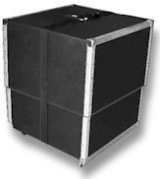 Heavy Duty Wheeled Shipping Case for 10' x 20' Carpet Package