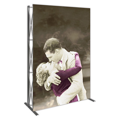 Replacement Graphic for 5 ft x 7.5 ft Embrace Tension Fabric Display