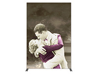 5ft x 7.5ft Embrace™ Push-Fit Tension Fabric Display