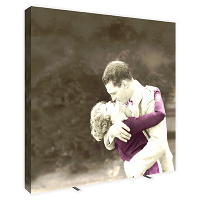 Embrace™ Push-Fit SEG Tension Fabric Popup Displays
