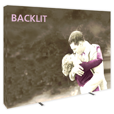 Replacement Single-Sided Graphic for 10 ft x 7.5 ft Backlit Embrace Display
