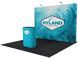Great Buy™ Dye-Sub Fabric Popup Display