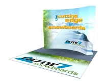Full Color Custom Printed Trade Show Flooring Systems