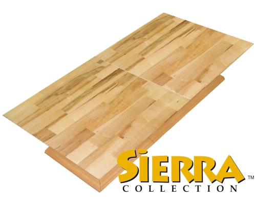 40' x 50' Sierra Collection Hardwood Flooring Package in Group 1 finish
