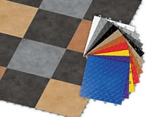 SnapLock Heavy-Duty Trade Show Flooring Systems