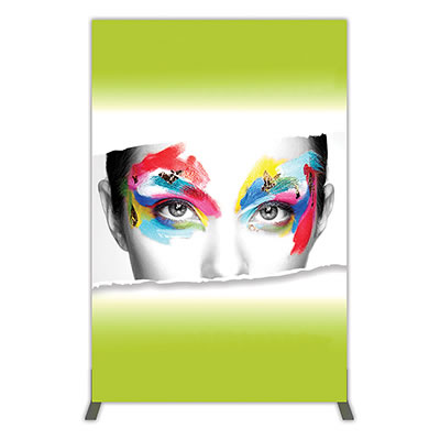 Groovy Wall™ Single-Sided Rectangular Light Box R-03 Front View