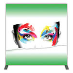 "Groovy Wall™ 48.11"" x 47.49"" Single-Sided Square Light Box Display"