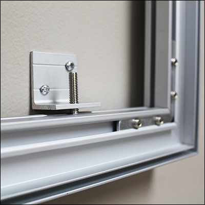 Groovy Wall™ Wall Mount Detail