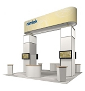Nimlok® Nimlink Modular Panel Displays from BeautifulDisplays.com