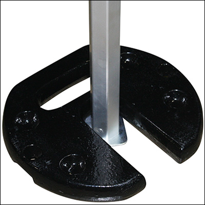 Steel Weight Kit for Pop-Up Tents