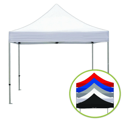 10 ft. Solid Color Pop-Up Event Tent