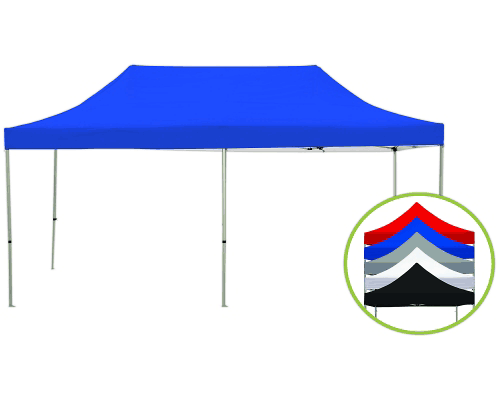 20 ft. Solid Color Pop-Up Event Tent