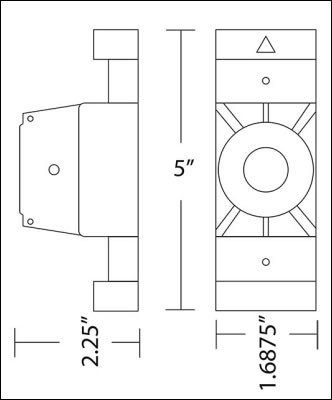 Bracket Detail for Metalcraft™ Street Pole Banner Hardware