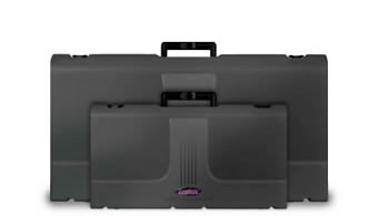 ExpoGo Prezenta ShowStyle Briefcase Display Stage II Lighting Kit
