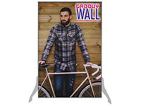 2' x 3' Groovy Wall™ Perfect Edge Free-Standing Fabric Frame System