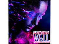 4' x 4' Groovy Wall™ Perfect Edge Wall Mounted Fabric Frame System