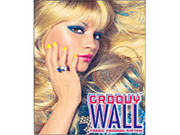 5' x 6' Groovy Wall™ Perfect Edge Wall Mounted Fabric Frame System