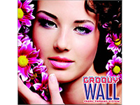 6' x 6' Groovy Wall™ Perfect Edge Wall Mounted Fabric Frame System