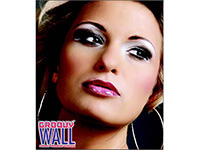 6' x 7' Groovy Wall™ Perfect Edge Hanging Fabric Frame System