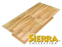 Trade Show Temporary Wood Flooring