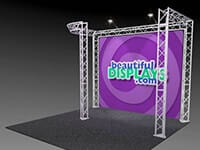 10' x 10' Trilok Truss Display Systems