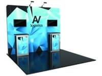 Hybrid Pro Modular Trade Show Exhibit Booths and Accessories