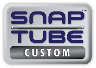 Fabric FACTORY™ Snap-Tube Custom™ Backlit Dye-Sub Tension Fabric Graphic Displays