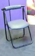 PackStuff Curve Back Chair