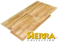 10' x 10' Sierra Collection Hardwood Flooring Package in Group 1 finish