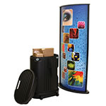 "Great Buy™ 33"" x 73.5"" Backlit Tower with Graphics"