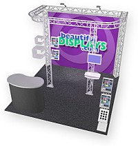 Truss Display System Accessories from beautifulDISPLAYS.com