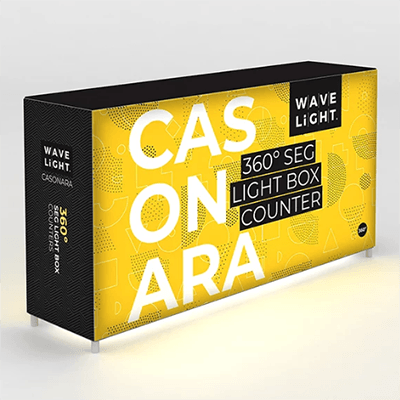 WaveLight® Casonara 200M SEG Light Box Counter